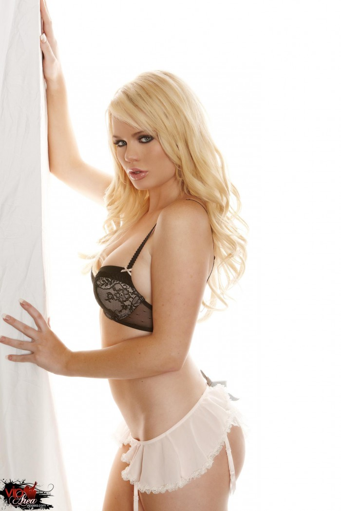 Alexis Ford Frilly Panties